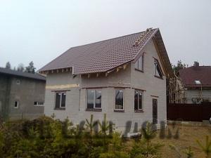 Дом из пенобетона Песочное