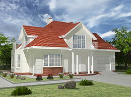 Проект дома Красное Село