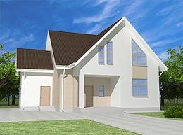 Проект дома Пороги