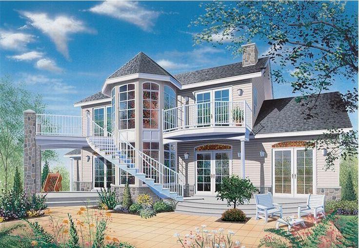 Выбор проекта дома для постоянного проживания